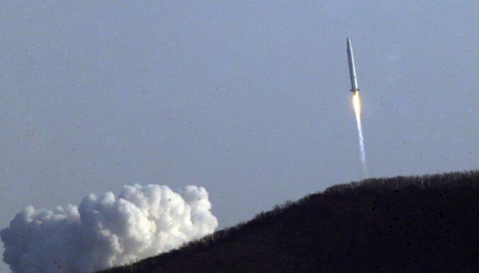 Южная Корея с третьей попытки запустила свой первый спутник
