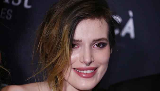 Bijusī 'Disney' zvaigzne Bella Torna režisējusi savu pirmo pornofilmu