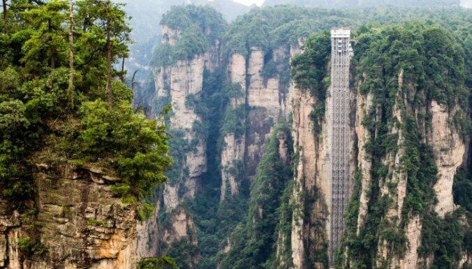 Ne tikai fantastiska ainava: interesanti un tūristu apmeklēti objekti kalnos