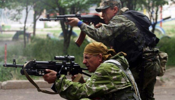 Video apkopojums: Karš Luhanskā
