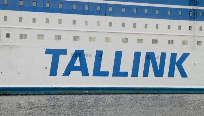 Полиция установила причину смерти двух человек на пароме Tallink
