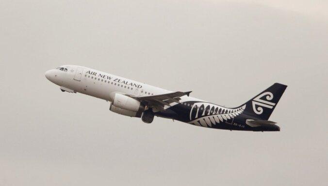 Nosauktas izcilākās aviokompānijas pasaulē; pirmajā vietā – 'Air New Zealand'