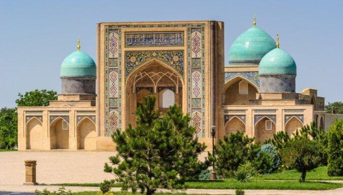 Узбекистан назван страной года