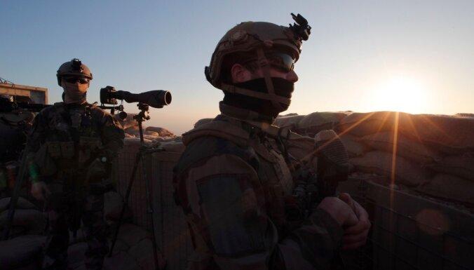 Latvijas karavīri turpina misiju Irākā