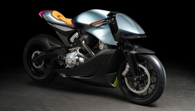 'Aston Martin' radījis savu pirmo sērijveida motociklu