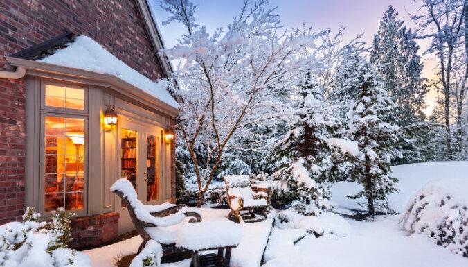 Семь советов о том, как правильно использовать террасу зимой
