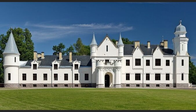 Apceļojam Igaunijas muižas un pilis: ziemeļu un austrumu piekrastes majestātiskās būves