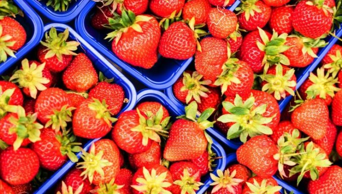 Коалиция договорилась снизить НДС на латвийские овощи, фрукты и ягоды