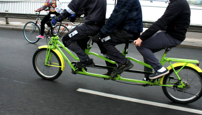 Trešdien Latvijā nozagti astoņi velosipēdi