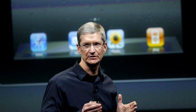 Глава Apple сравнил последствия просьбы ФБР взломать смартфон с раком