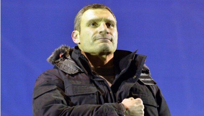 Кабмин Украины одобрил лишение Кличко поста главы госадминистрации Киева