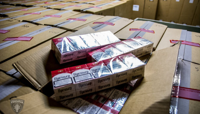 Власти обсудят возможность привлекать торговцев нелегальными сигаретами к уголовной ответственности