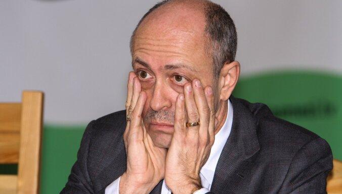 Передача: Буров потерял должность главы совета Рижского автовокзала
