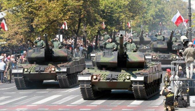Польша предложила заплатить 2 млрд долларов за создание базы США на своей территории