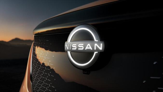 Jaunās Nissan ARIYA ekskluzīvā pirmizrāde. Ieraksts.