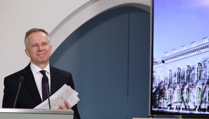 Обвиняемый в коррупции Римшевич учредил новую фирму в Латвии