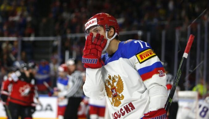 Russia Artemi Panarin