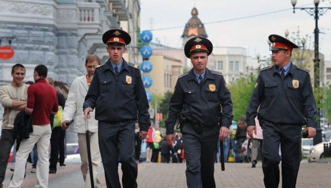 Habarovskā aizturēts apgabala bijušā gubernatora dēls