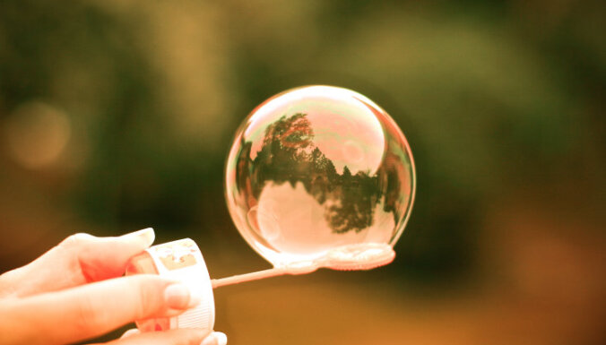Наука о мыльных пузырях. Абелевская премия присуждена женщине-математику