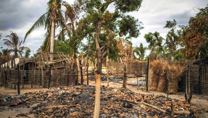 Rodēzijas pulkveža vadīta Angolas veterānu grupa Mozambikā izsvēpē islāmistus