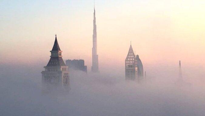 ФОТО: Самый высокий в мире отель откроют в Дубае