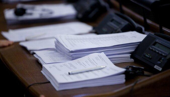 Сейм принял закон о фискальной дисциплине