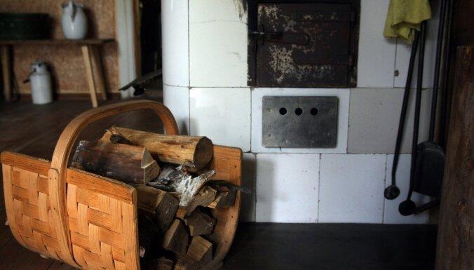 Борьба с печным отоплением в Латвии: возможно, разрешат устанавливать фильтры в старые печи