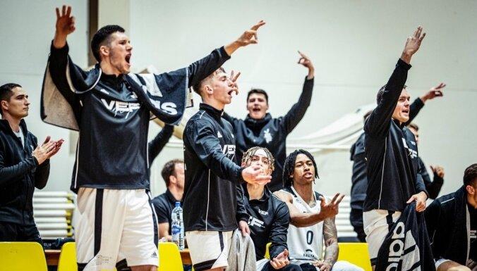 'Ventspils', 'Ogre' un 'VEF Rīga' tiek pie uzvarām apvienotajā čempionātā