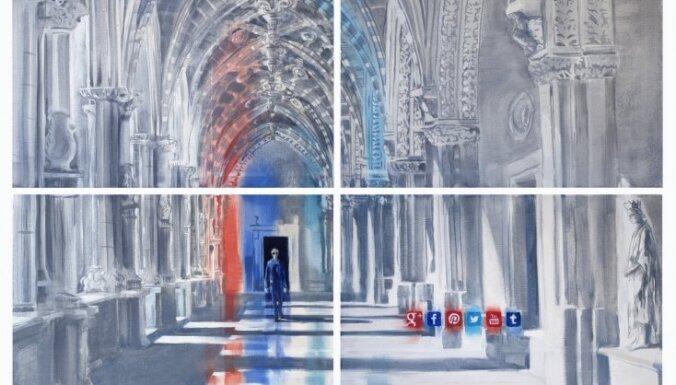 Galerijā 'Museum LV' atklās izstādi 'Burtiskā māksla'
