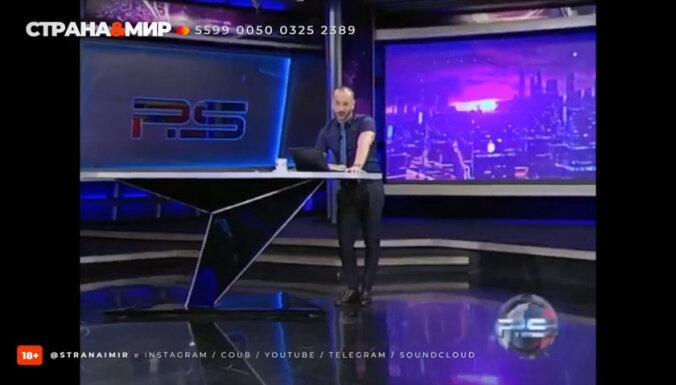 Русский мат против Путина: скандал на грузинском телеканале Rustavi-2