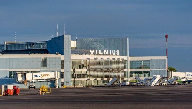 Lietuva aizliedz aviosatiksmei izmantot Baltkrievijas gaisa telpu