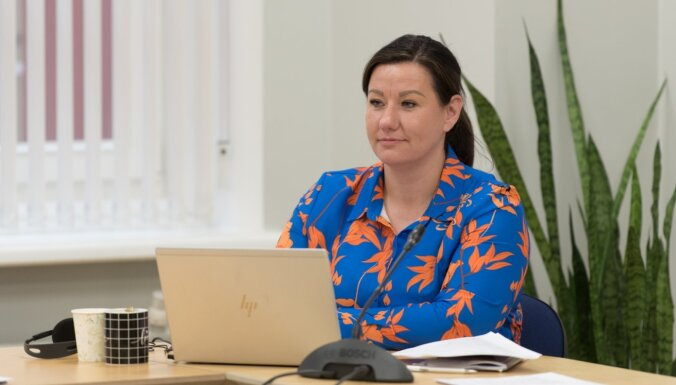 Par 'Par cilvēcīgu Latviju' valdes priekšsēdētāju ievēlēta Krapāne