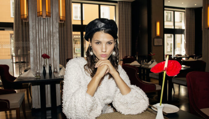 Латвийский бренд ART JAM выпустил коллекцию для женщин, которые знают себе цену