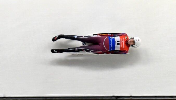 Siguldā gaidāmajā Eiropas čempionātā kamaniņu sportā piedalīsies 130 sportisti no 23 valstīm