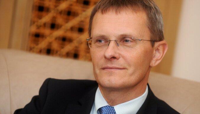 Saeima apstiprina Andri Vilku Latvijas Bankas padomē