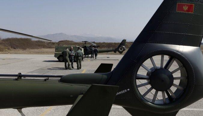 Черногория не против размещения баз НАТО на своей территории