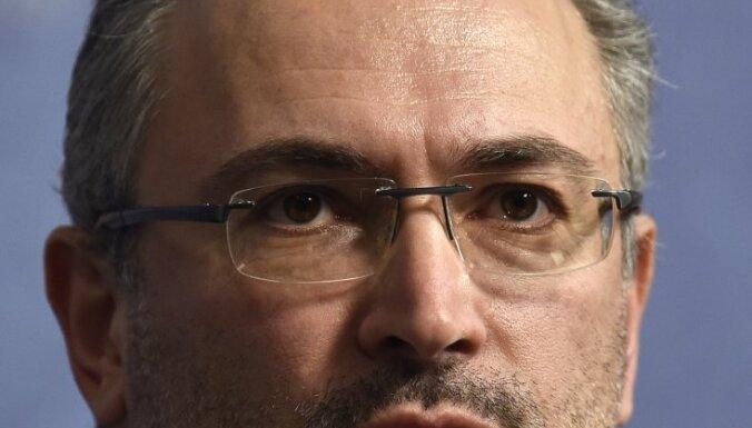 Ходорковский: Путин — единственный легитимный источник власти в России