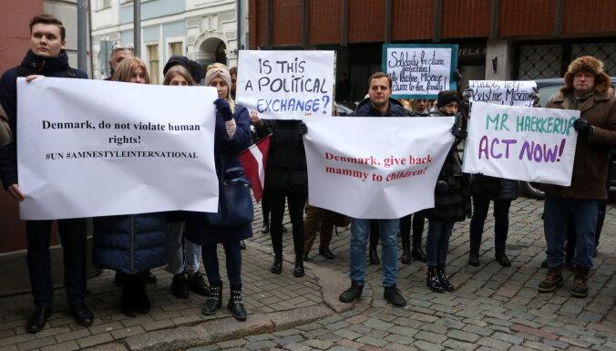 Датский суд оставил Мисане под арестом, ее могут выдать ЮАР 20 февраля