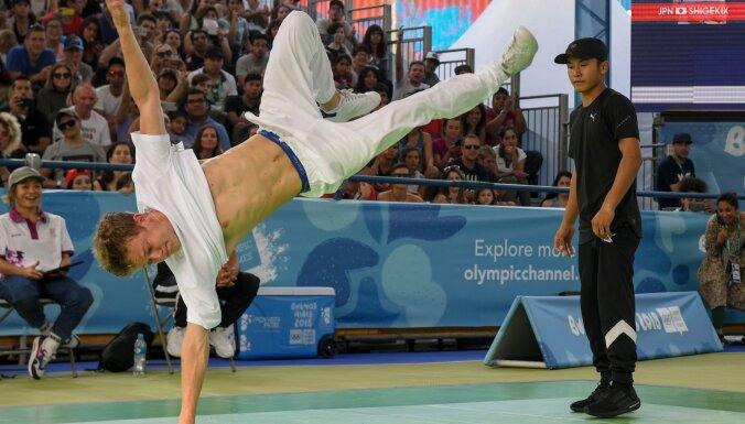 МОК одобрил включение брейк-данса в программу летних Олимпийских игр
