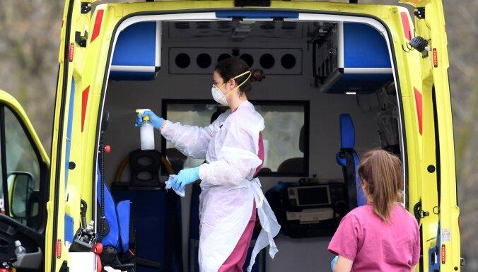В Эстонии за сутки выявлено 1784 новых случая коронавируса, в Литве — 570
