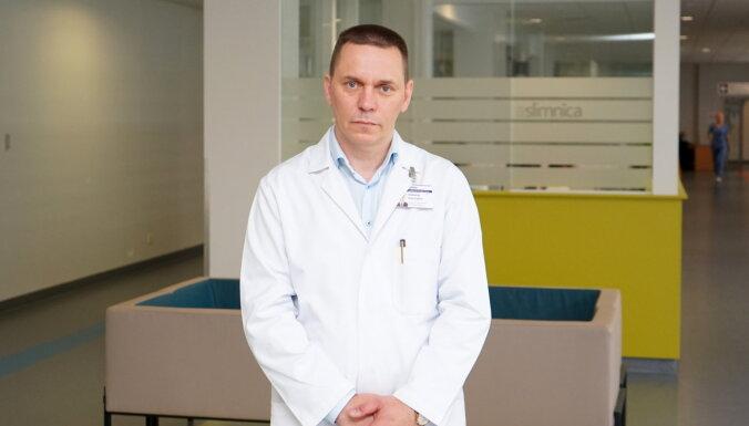 Ķirurgs Aleksejs Kaminskis: 'Lai kļūtu par donoru, nepieciešama tikai vēlme'
