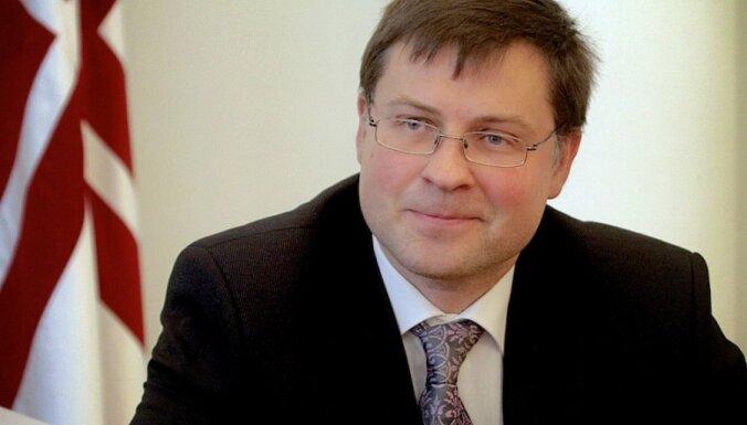 Домбровскис: финансовый кризис в Европе преодолен