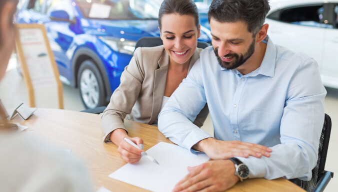 Auto tirdzniecības nozarē pašreiz 60-70% klientu netiek apstiprināts līzings