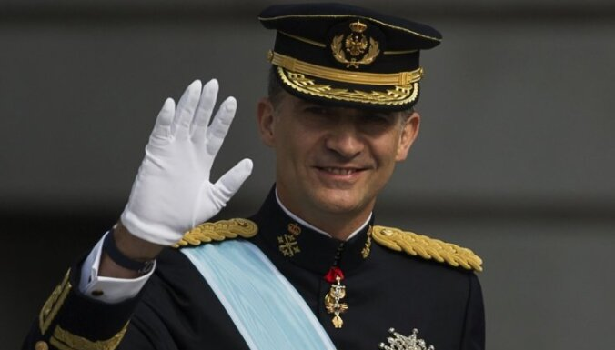 ФОТО: принц Фелипе стал новым королем Испании
