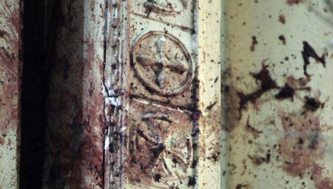 Sprādzienā dievnamā Ēģiptē 21 bojāgājušais