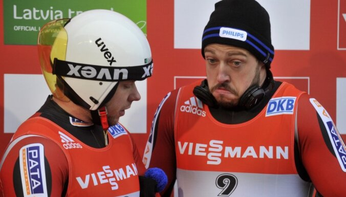 Латвийские спортсмены остановились в шаге от призовой тройки в спринте