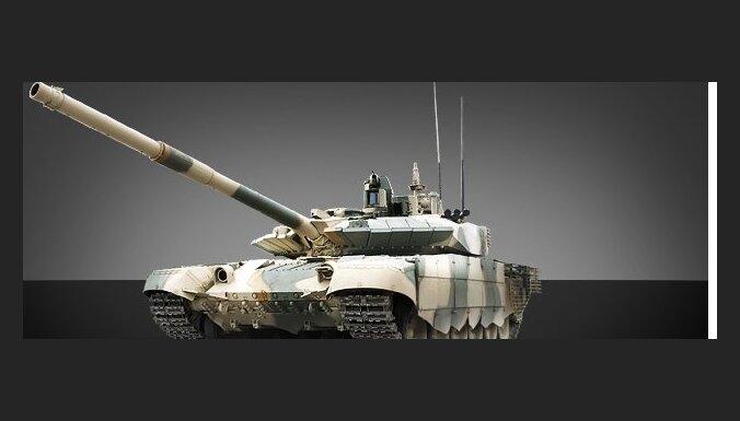 Крупнейший российский производитель танков создает предприятие в Латвии