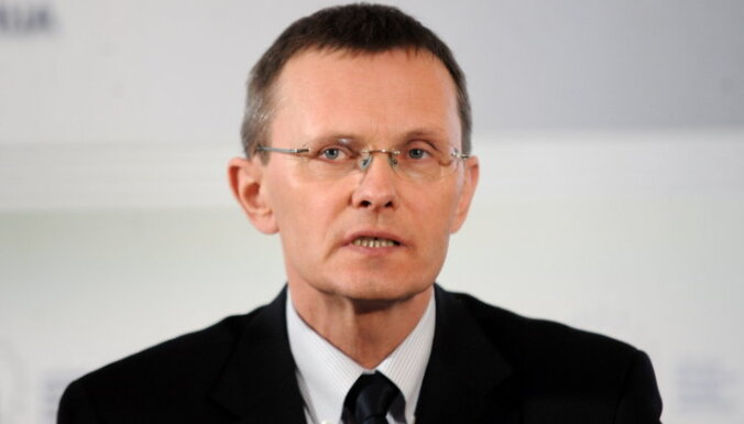 Vilks: viss liecina, ka saņemsim uzaicinājumu pievienoties eirozonai