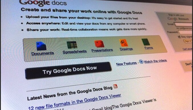 'Google' atrodami slepeni Krievijas dokumenti