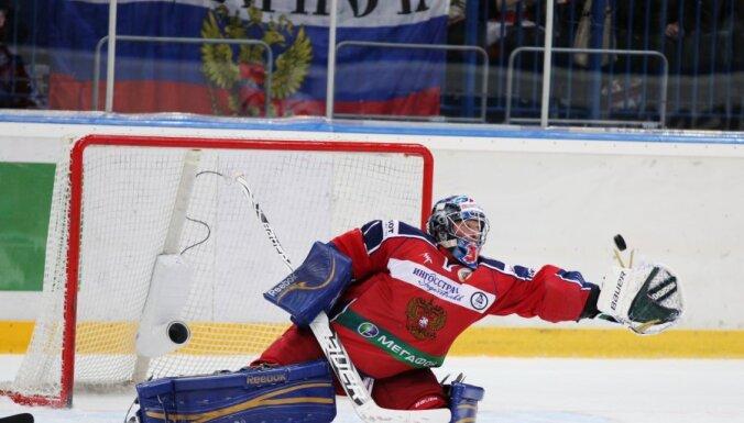 Zināms Krievijas izlases sastāvs spēlēm pret Latviju